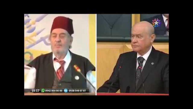 Devlet Bahçeliden Kadir Mısıroğluna Bunlar asla Türk olamamıştır