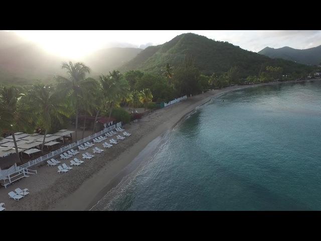 Martinique : Magnifique Grande Anse D'Arlet ! 4K