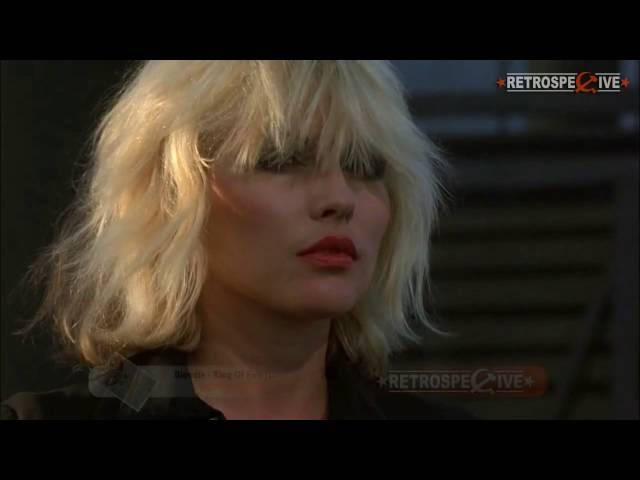 Blondie Ring Of Fire Live Roadie 1980