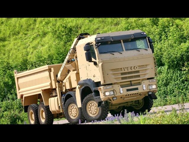 Iveco Trakker 88 Defence Vehicle 2012