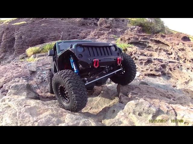 RC Scale Crawler Jeep Mst-Cfx