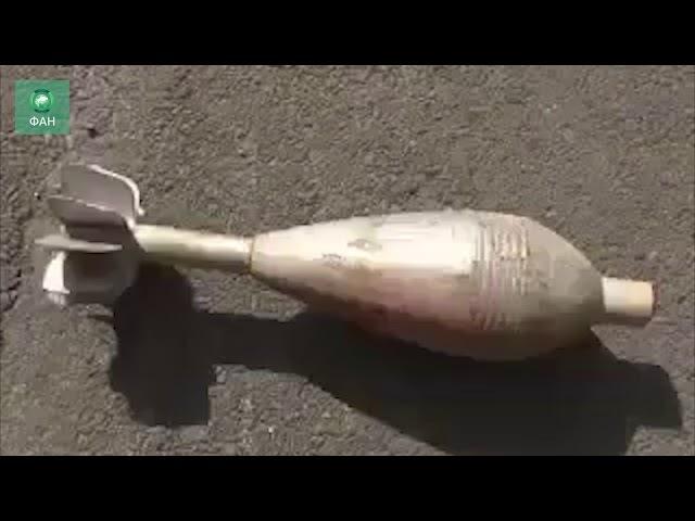 Сирия задержала еще одну поставку оружия боевикам в Восточной Гуте: ФАН публикует видео