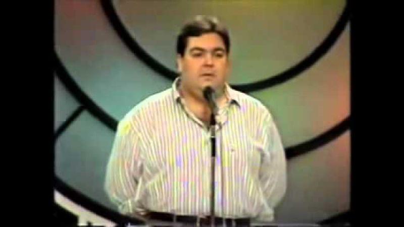 Faustão: Show de Calouros do Silvio Santos (1988)