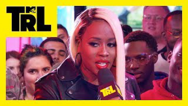 Remy Ma Judges A Freestyle Rap Competition Stamp of Approval TRL Weekdays at 4pm смотреть онлайн без регистрации