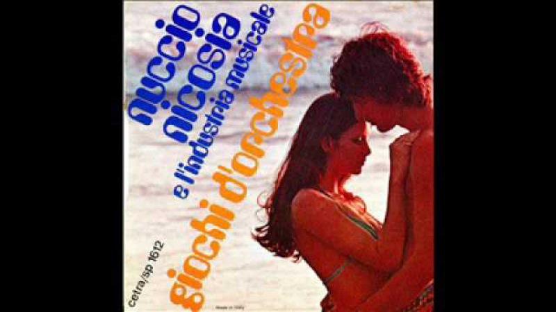 Rare Italian Prog Disco - Nuccio Nicosia e L'industria Musicale - Giochi d'orchestra (1976)