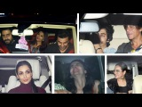 Karan Johar's Christmas Party 2017 Full Video Shahrukh Khan, Aishwarya Rai, Ranbir Kapoor
