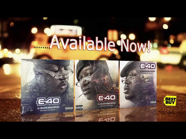 E 40 The Block Brochure 4, 5 6 OUT NOW!