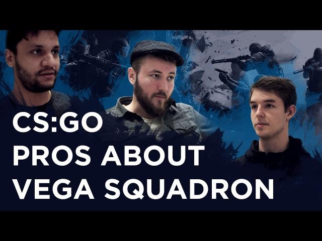 Edward, device, fer, Sadokist and Striker about Vega Squadron [RU/EN]
