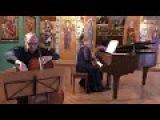 Роберт Шуман Романс .соч 94 для виолончели и фортепиано.