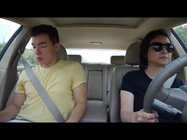 Когда услышал любимую музыку в машине!:D