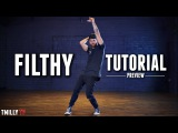 Justin Timberlake - FILTHY - TUTORIAL [preview] - Choreography by Jake Kodish - #TMillyTV #Dance