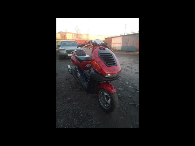 Fort Dragster 172 MHR Red Croc