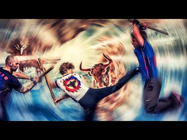 Tescao - Martial Art Weapon Training » Freewka.com - Смотреть онлайн в хорощем качестве