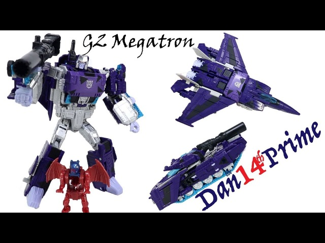 G2 Megatron Transformers Takara Legends Purple Haze All in My Brain