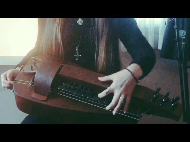 Rosenrot - Rammstein(piano hurdy gurdy cover)
