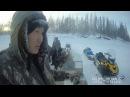 Тур в Якутию, путь к месту рыбалки! Fishing tour in Yakutia.
