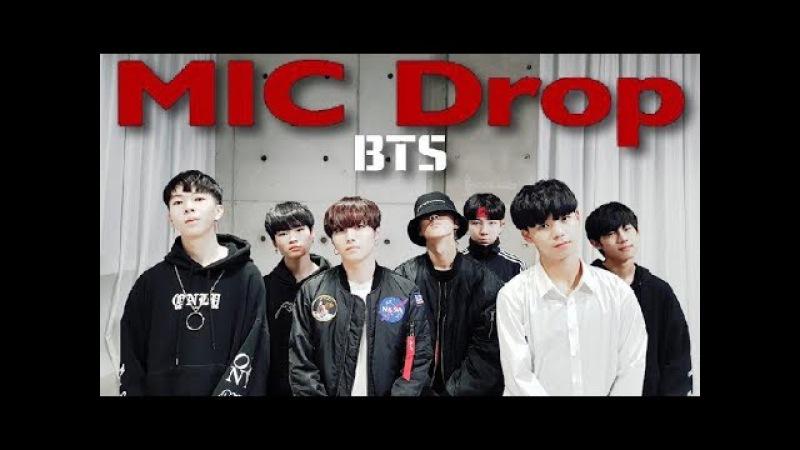 [창원TNS] 방탄소년단(BTS) - MIC DROP(마이크드롭) KPOP 댄스커버 | KPOP DANCE COVER