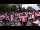 Euro 2016 Przemarsz Polskich kibiców przed meczem w Marsylii Gramy u siebie