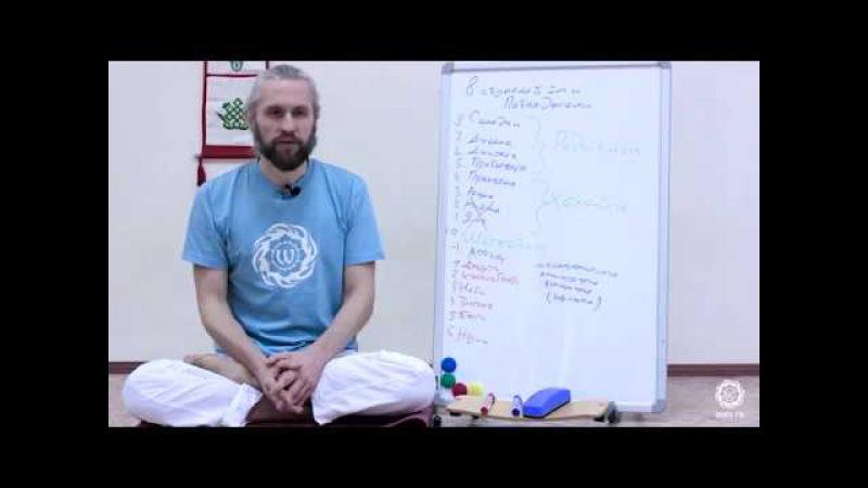 Очищение организма в йоге