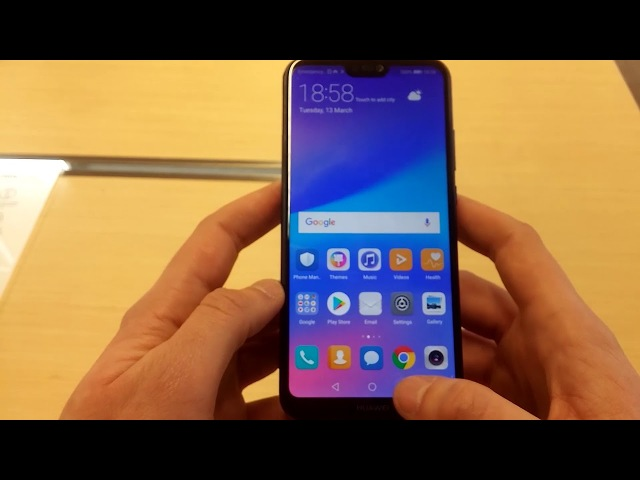 HUAWEI P20 LITE (NOVA 3E),- HANDS ON - PREVIEW REVIEW (SUBSCRIBE FOR MORE VIDEOS)