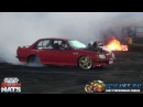 INJECTED DESTROYS TYRES AND SHOOTS FLAMES AT BRASHERNATS 2017