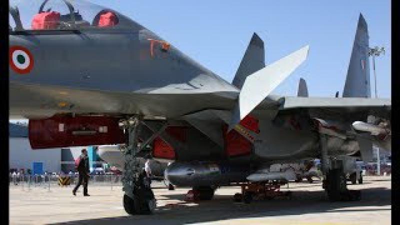 Первый запуск BrahMos A с самолета Су-30 МКИ состоялся в Индии