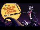 Ностальгирующий Критик - Так ли хорош Кошмар перед Рождеством? - видео с YouTube-канала Студия ДжоШизо