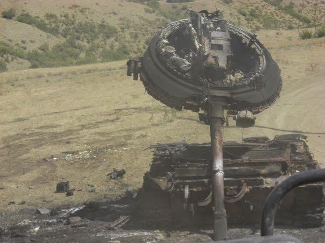 Почему у наших танков часто отрывает башни