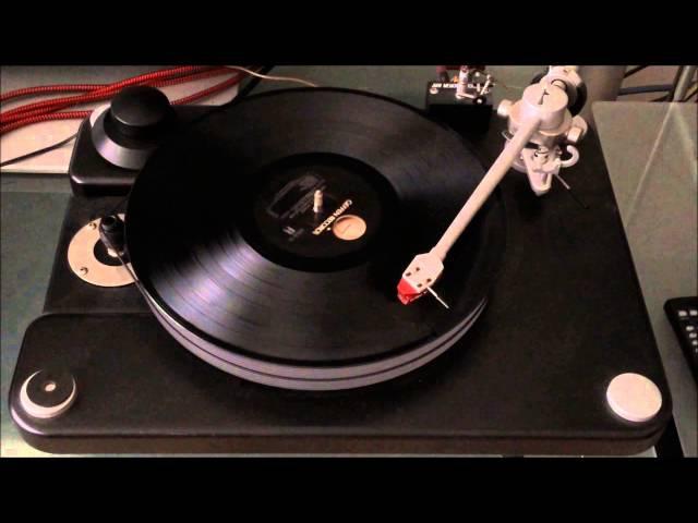 Guns N Roses - Sweet Child O Mine - VPI Scout Turntable - Dynavector 10x5 Cartridge