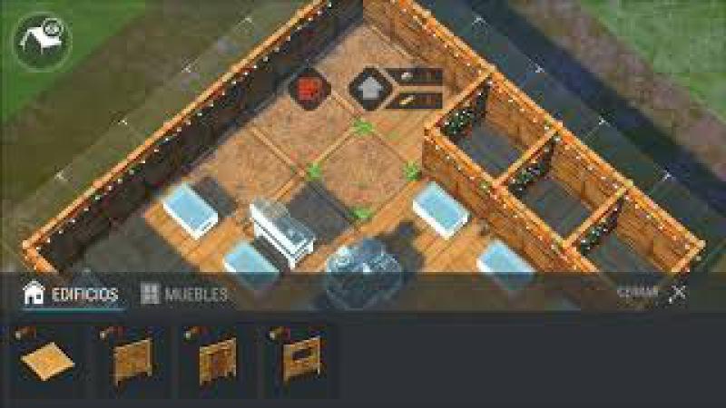 Last day on earth survival 124 Recolectando Cuerdas android gameplay español