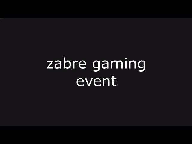 SA-MP 0.3.8: Zabre Gaming Christmas Event! (DM)