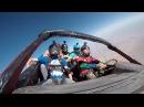 Skydiving in a Car || ViralHog