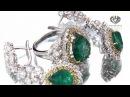 Коллекция Букингемские тайны от ювелирного завода Бриллианты Костромы