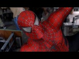 Spider Man vs Doctor Octopus Bank Fight Scene Spider Man 2 2004 Blu ray 1080p1