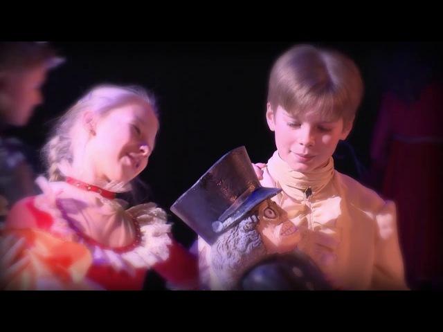 Спектакль на льду Щелкунчик и повелитель тьмы