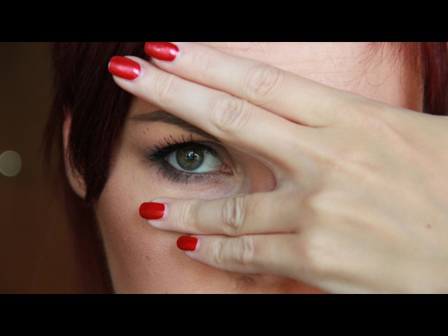 Экспресс-макияж с Color tattoo №40 taupe (maybelline)