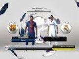 2017 FIFA 13 FC Barcelona Vs Real Madrid Gameplay
