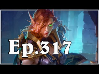 Funny And Lucky Moments - Hearthstone - Ep. 317