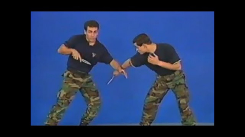 Navy Seal - Hand to Hand Combat Training - DVD 4 - Knife Fighting