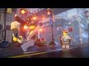 THE LEGO® NINJAGO® Movie™ – Ограбление киоска в НИНДЗЯГО Сити