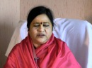 SOULJOURNS, 1, 2009 AMMA SRI KARUNAMAYI . LOVE AND WISDOM POUR FORTH