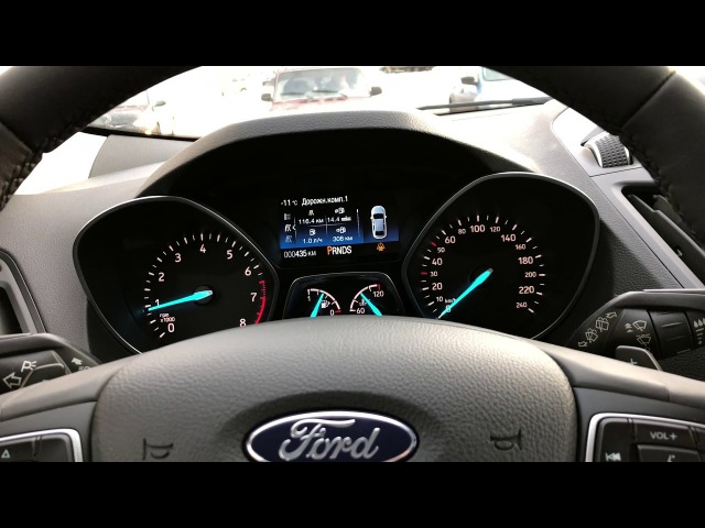 Ford EcoBoost 1 5 в мороз отдает все тепло