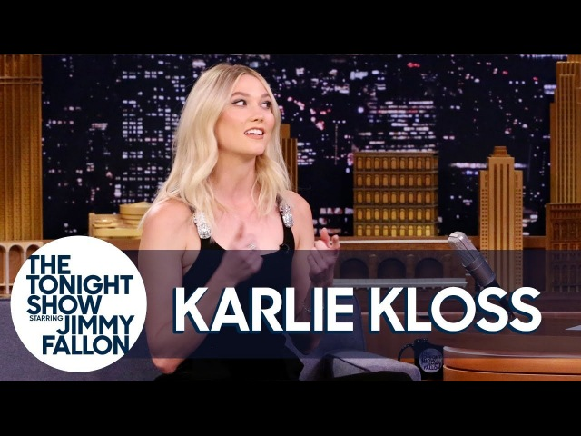 Karlie Kloss Is Obsessed with Never Been Kissed