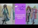 Come creare un cappotto gilet o giacca mediante cartamodello