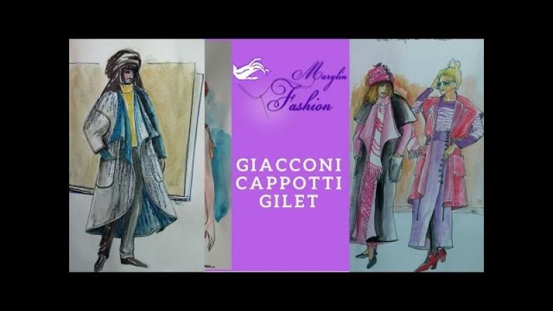 Come creare un cappotto, gilet o giacca mediante cartamodello