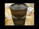 Ну наконец то Недорогая теплоаккумулирующая отопительная печь с прямым нагревом камней Борса