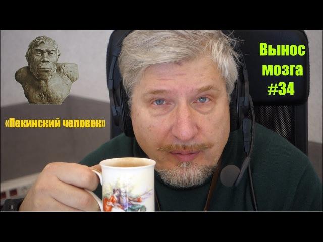 «Пекинский человек» Сергей Савельев (Вынос мозга 34)
