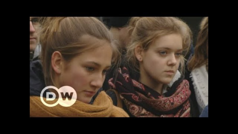 German students visit Sachsenhausen concentration camp | DW English