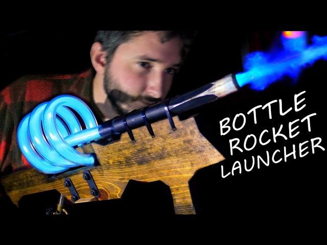 Making a Plasma Coil Bottle Launcher