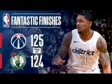A Double Overtime Thriller: Boston Celtics vs Washington Wizards! #NBANews #NBA #Celtics #Wizards